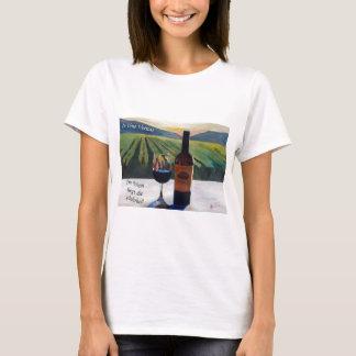 In Vino Veritas - Im Wein liegt die Wahrheit T-Shirt