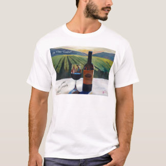 In Vino Veritas - The truth is in the wine T-Shirt