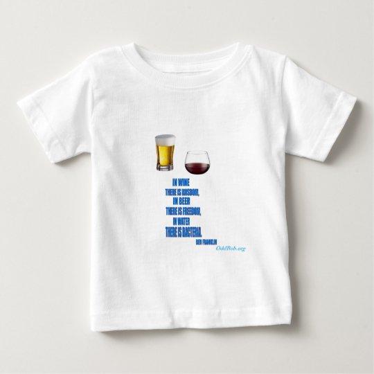 In Wine... Baby T-Shirt