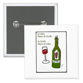 IN WINE THERE IS TRUTH...print by jill Button