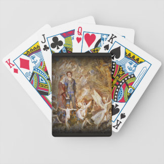 In Witch's Wood Bicycle Playing Cards
