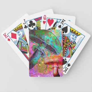 In Wonderland IV Bicycle Playing Cards
