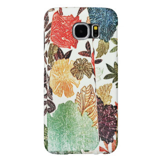 In Your Face Flowers Samsung Galaxy S6 Case