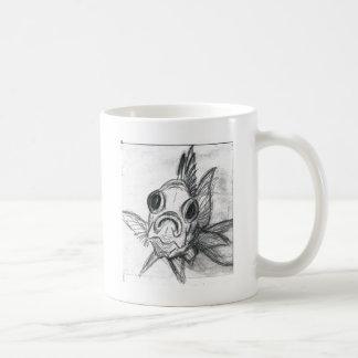 In-Your-Face Squirrelfish Coffee Mug