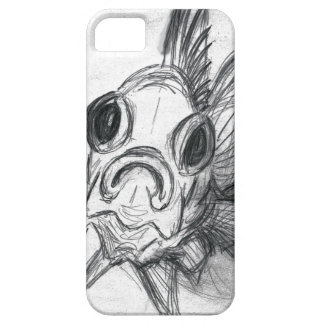 In-Your-Face Squirrelfish iPhone SE/5/5s Case