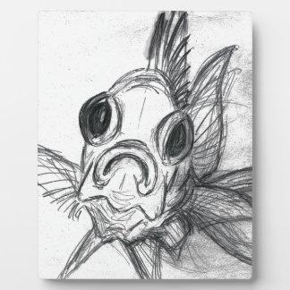 In-Your-Face Squirrelfish Plaque