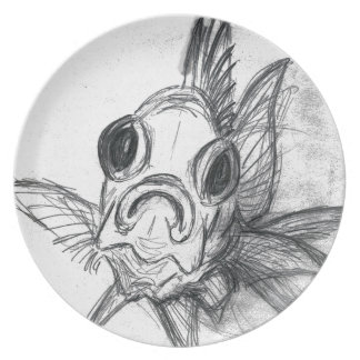 In-Your-Face Squirrelfish Plate