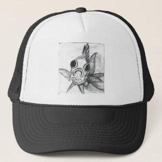 In-Your-Face Squirrelfish Trucker Hat