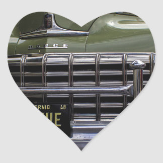 In your Grill Heart Sticker