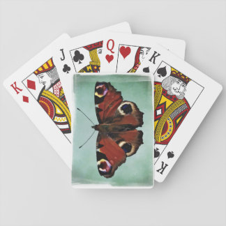 Inachis Io Playing Cards