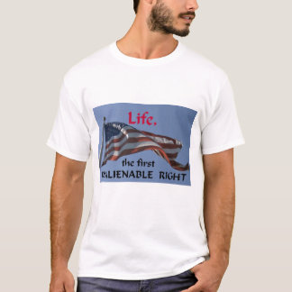 Inalienable Right T-Shirt