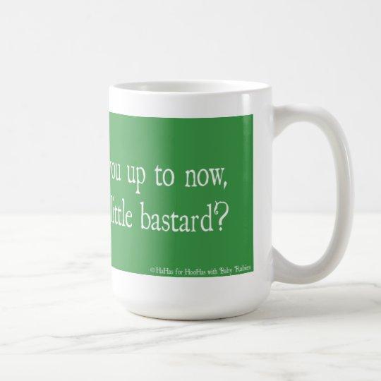Inappropriate Elf Mug