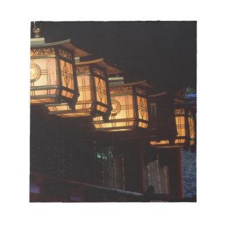 Inari Grand Shrine, Fushimi, Kyoto, Japan Notepad