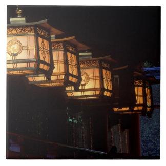 Inari Grand Shrine, Fushimi, Kyoto, Japan Tile