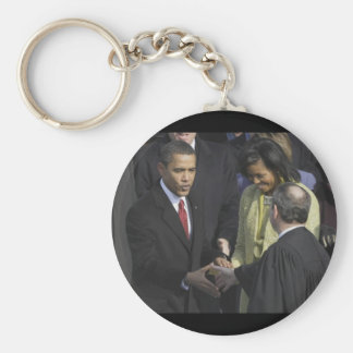 Inauguración 2009 de presidente Barack Obama Llavero Personalizado