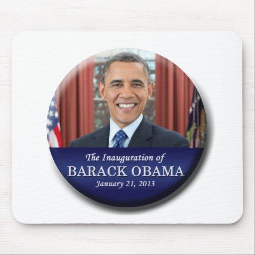 Inauguración 2013 de Barack Obama Alfombrillas De Raton