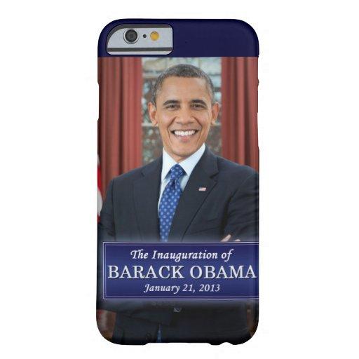 Inauguración 2013 de Barack Obama Funda De iPhone 6 Barely There