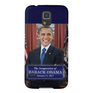 Inauguración 2013 de Barack Obama Funda De Galaxy S5