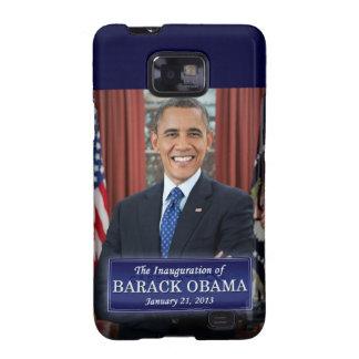Inauguración 2013 de Barack Obama Samsung Galaxy S2 Carcasas