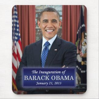 Inauguración 2013 de Barack Obama Mousepads