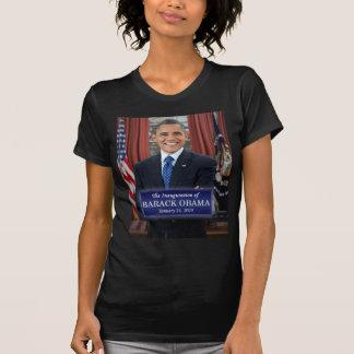 Inauguración 2013 de Barack Obama Camiseta