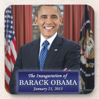Inauguración 2013 de Barack Obama Posavasos De Bebida
