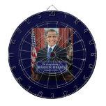 Inauguración 2013 de Barack Obama Tabla Dardos