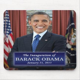 Inauguración 2013 de Barack Obama Alfombrillas De Ratones