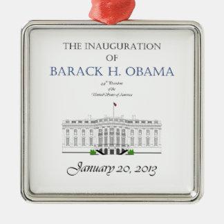Inauguración 2013 de Obama Ornamento De Reyes Magos