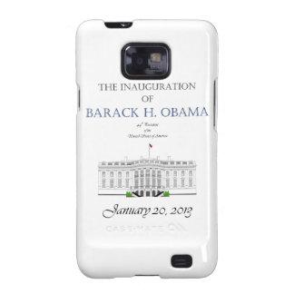 Inauguración 2013 de Obama Galaxy SII Funda