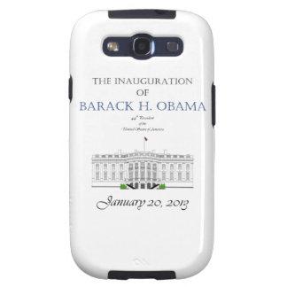 Inauguración 2013 de Obama Galaxy S3 Funda