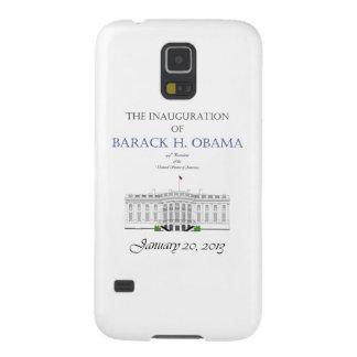 Inauguración 2013 de Obama Funda Para Galaxy S5