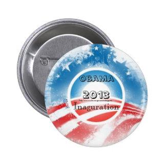 Inauguración 2013 de presidente Obama Pin