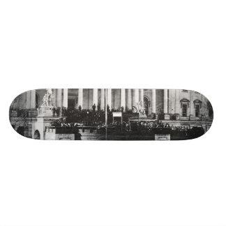 Inauguración Abraham Lincoln del 4 de marzo de 186 Monopatin Personalizado