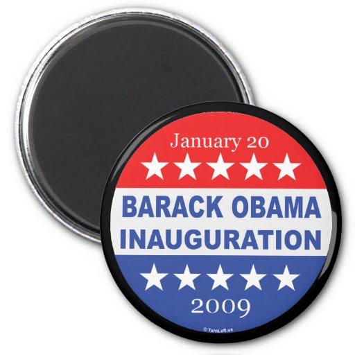 Inauguración de Barack Obama Iman De Nevera