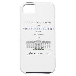 Inauguración de Mitt Romney 2013 iPhone 5 Fundas