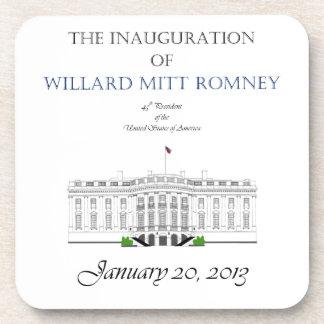 Inauguración de Mitt Romney 2013 Posavasos