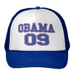 Inauguración de Obama 09 Gorra