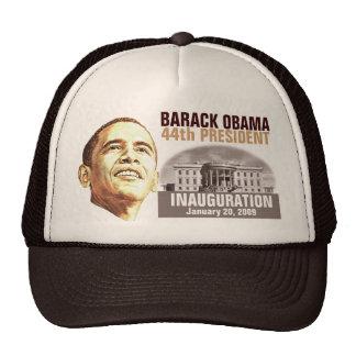 Inauguración de Obama Gorros Bordados