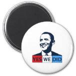 Inauguración de Obama hicimos sí Iman De Nevera