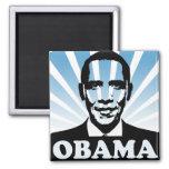 Inauguración de Obama Imán Para Frigorífico