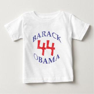 Inauguración de Obama Playera De Bebé