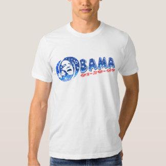 Inauguración de Obama/presidente electo camiseta Playeras