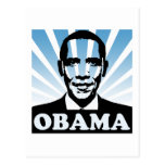 Inauguración de Obama Tarjeta Postal