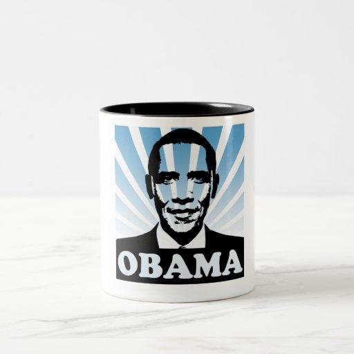 Inauguración de Obama Taza De Café