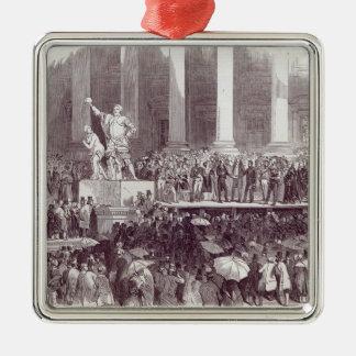 Inauguración de presidente Polk: El juramento Ornamentos Para Reyes Magos