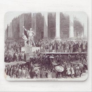 Inauguración de presidente Polk: El juramento Tapetes De Ratón