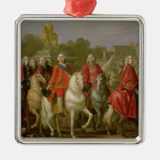 Inauguración del lugar Louis XV Ornamento De Navidad