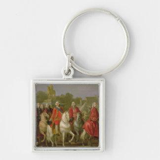 Inauguración del lugar Louis XV Llaveros Personalizados