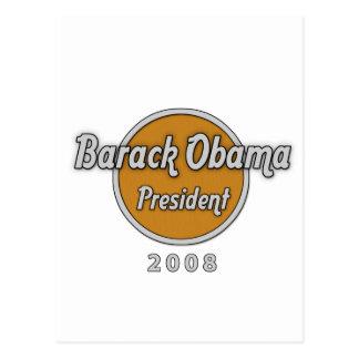 inauguración día 20 de enero de 2009 tarjeta postal
